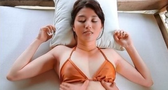 橋本マナミ乳首