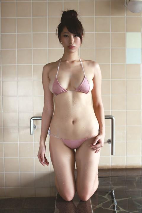 染谷有香(そめやゆか)水着 (14)