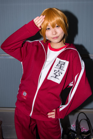 ANIME HIROIN COSPLAY
