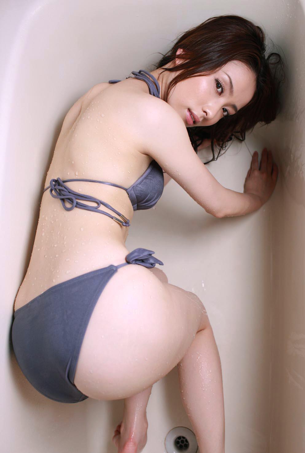 瀬戸早妃(せとさき)下着・水着 (18)