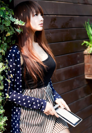 李玲モデル