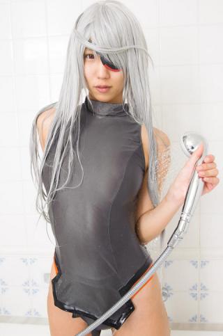 湊莉久cosplay
