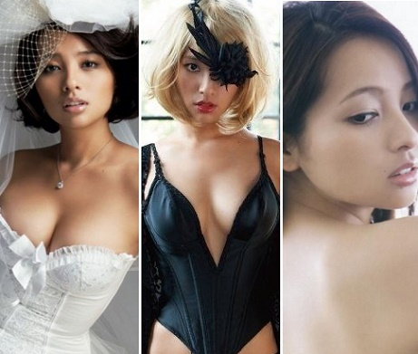 水崎綾女-Misaki Ayame