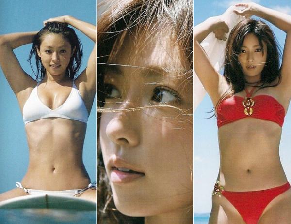 深田恭子 画像|月刊NEOモバイルアクトレス完全版・アラサートップ女優の水着グラビアがエロ素晴らしい!50枚追加