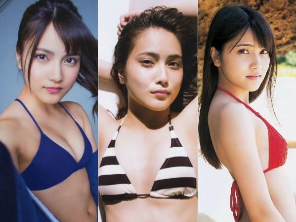 入山杏奈 画像130枚|水着・下着・グラビア・ヌードなボディがエロかわいい!AKB48