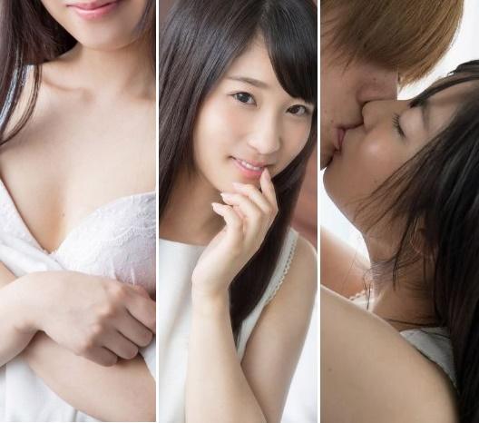 栄川乃亜 AVムービー 純粋で華奢な純白ひんぬークロ髪小娘をトロトロにしてハメる☆