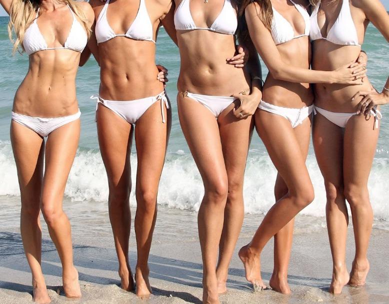【セクシー画像】女子から見ても魅力的な胸・お尻を持つ女性の画像貼ってくトーク【gifあり】